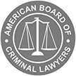 AMERICAN BOARD OF CRIMINAL LAWYERS